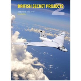 British Secret Projects: Vol.2: Jet Bombers S.1949 HC