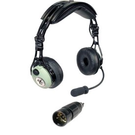 David Clark Pro-A Passive Airbus Connection Headset