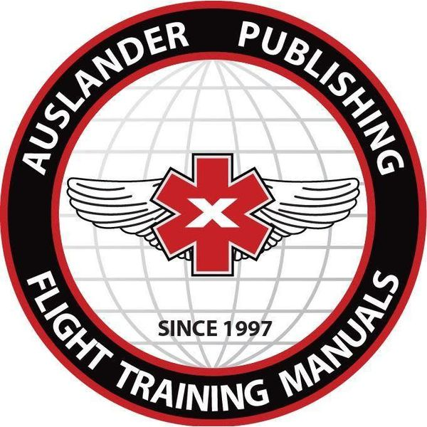 Auslander Publishing Commercial Pilot Licence: Airplane: Written Exam Guide softcover