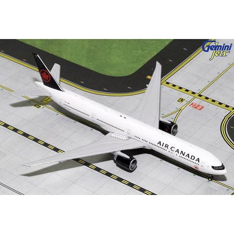 B777-300ER Air Canada new 2017 livery C-FITU 1:400