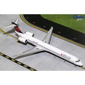 Gemini Jets MD90 Delta 2007 livery N904DA 1:200 (2nd release)