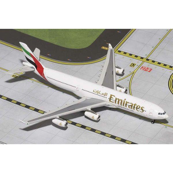 Gemini Jets A340-300 Emirates A6-ERT 1:400