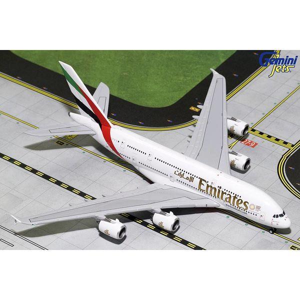 Gemini Jets A380-800 EmiratesNew Expo 2020 Logo A6-EUC 1:400 (18th release)
