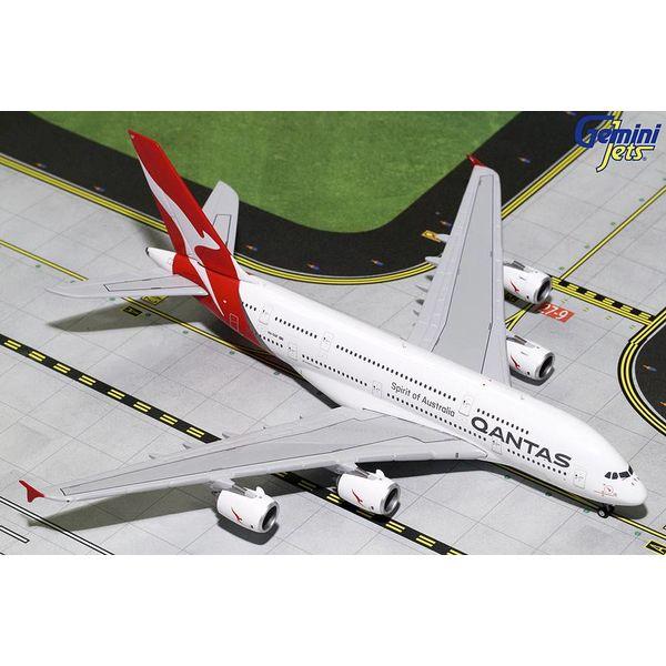 Gemini Jets A380-800 QANTAS 2016 livery VH-OQF 1:400 (7th)