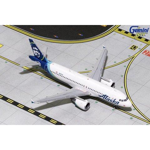 A320 Alaska Airlines 2015 livery N624VA 1:400