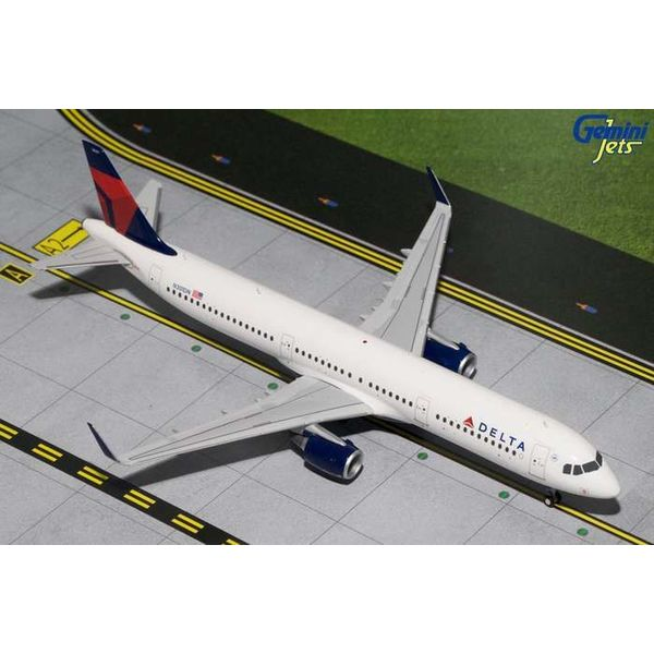 Gemini Jets A321S Delta 2007 livery N301DN 1:200 sharklets