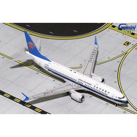 B737 MAX8 China Southern B-1205 1:400