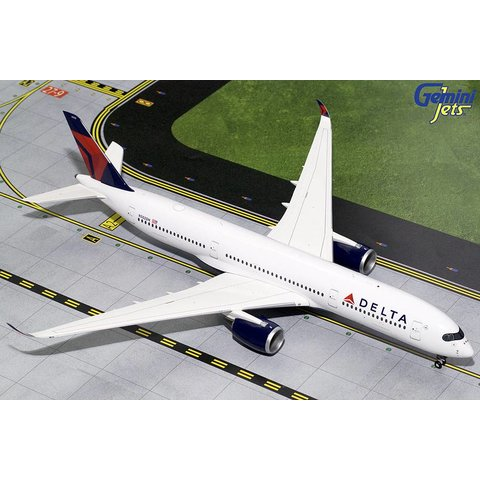 A350-900 Delta 2007 livery N502DN 1:200 with stand (2nd release)