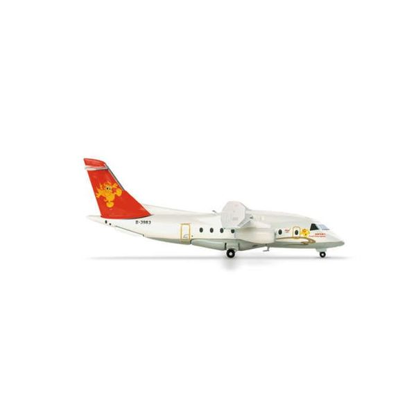 Herpa DO328Jet Grand China Express 1:200 with stand