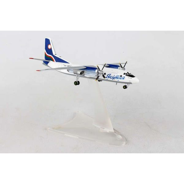 Herpa AN24RV Yakutia RA-46510 1:200 with stand