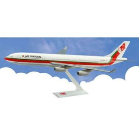A340-300 TAP Air Portugal old livery 1:200 with stand