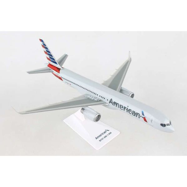 B757-200 American 2013 livery 1:200 with stand