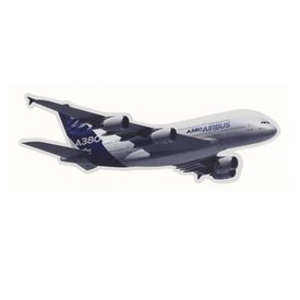 Airbus A380 magnet