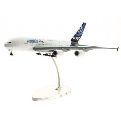 A380 diecast scale model 1:400