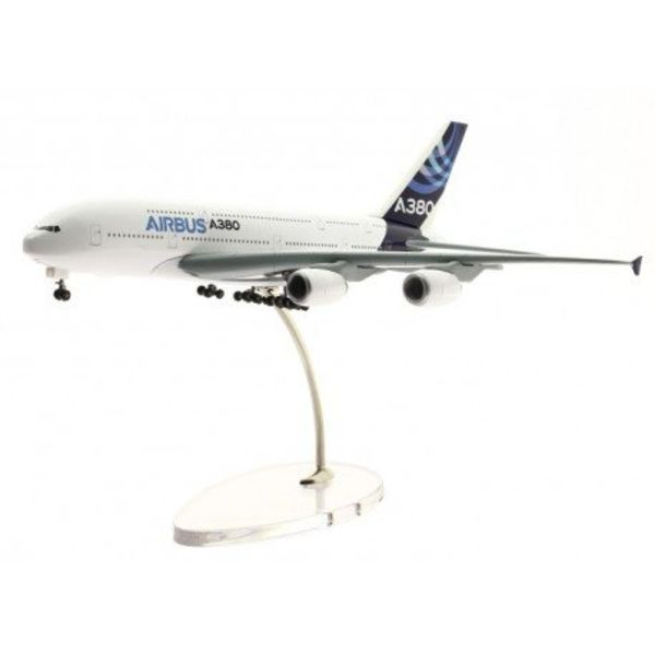 Airbus Airbus A380 House Livery 1:400 with Gear + stand