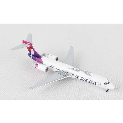 B717-200 Hawaiian Air New Livery 2017 N488HA 1:400 (4th release)