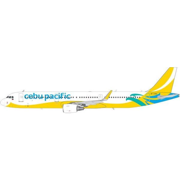 Phoenix A321S Cebu Pacific RP-C4113 Sharklets 1:400