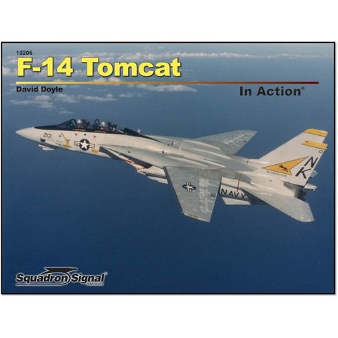 F14 Tomcat: In Action #206 softcover
