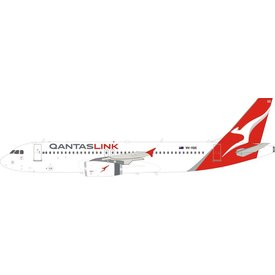 InFlight A320 QantasLink VH-VQS 1:200 With Stand