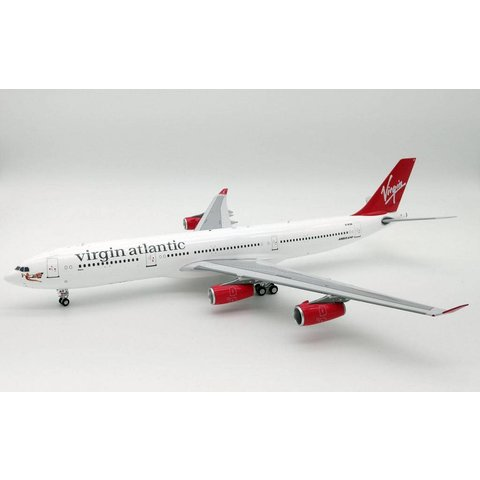 A340-300 Virgin Atlantic G-VFAR Diana 1:200 with stand (Limited 50 pieces)