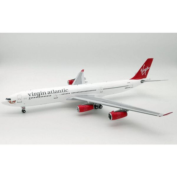 InFlight A340-300 Virgin Atlantic G-VFAR Diana 1:200 with stand (Limited 50 pieces)
