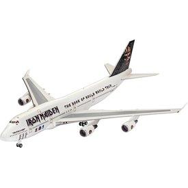 B747-400 Iron Maiden Air Atlanta Icelandic 1:144 (kit)