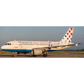 JC Wings A319 Croatian Airlines Bravo Vatreni 9A-CTL 1:400
