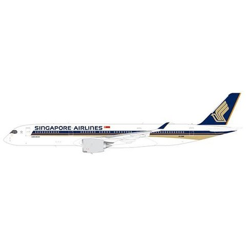 A350-900 Singapore Airlines 9V-SMR 1:400