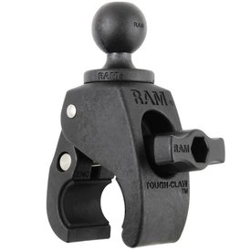 """Ram Mounts Small Tough-Claw™ With 1"""" Diameter Rubber Ball"""