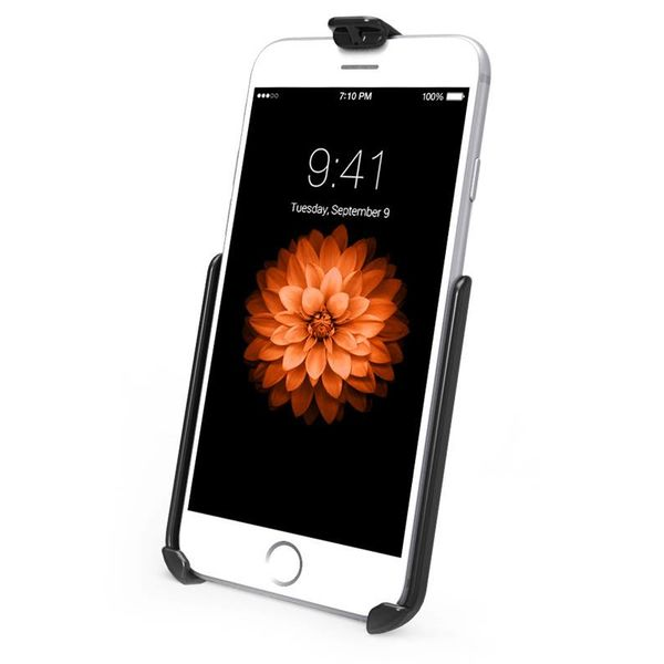 Ram Mounts Ez-Roll'r™ Cradle For The Apple Iphone 6 Without Case, Skin Or Sleeve