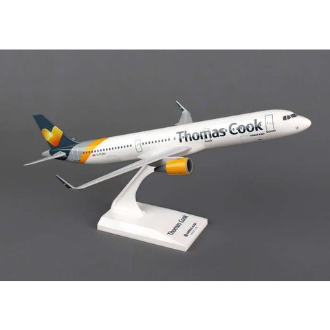 A321 Thomas Cook A321S new livery 1:150 with stand + GearW/Gear New Livery