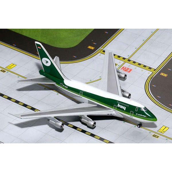 Gemini Jets B747SP Iraqi Airways Old Livery YI-ALM 1:400++SALE++
