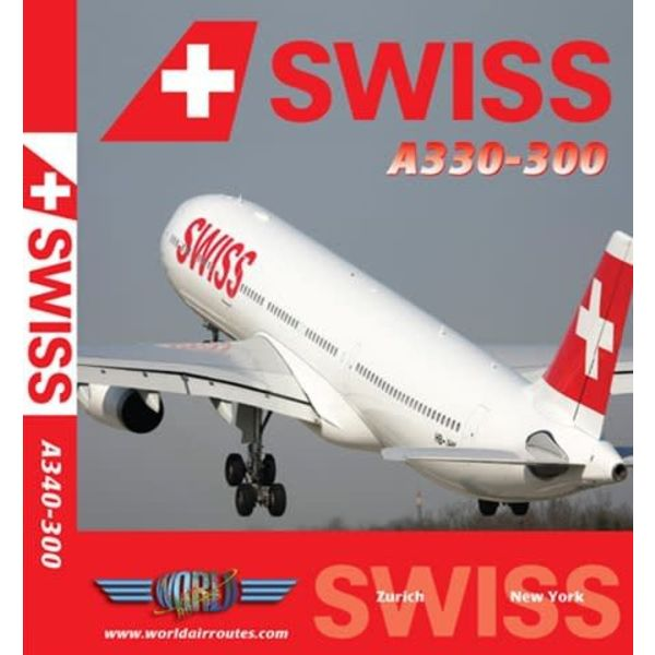 justplanes DVD Swiss International A330-300 Zurich - New York**o/p**