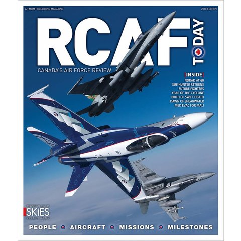 MAG RCAF Today (SKIES Special)