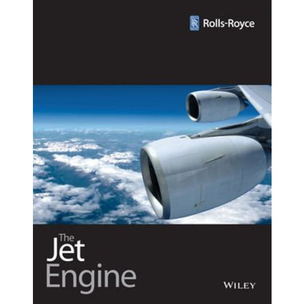 Jet Engine: Rolls Royce: 5th edition softcover