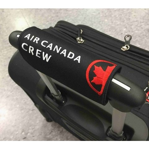 Luggage Handle Wrap Air Canada New Livery Crew