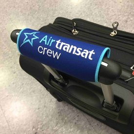 Luggage Handle Wrap Air Transat Crew
