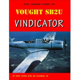 Naval Fighters Vought SB2U Vindicator: Naval Fighters #106 softcover