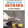 Douglas A4A / A4B Skyhawk in US Navy Service: Naval Fighters #49 softcover
