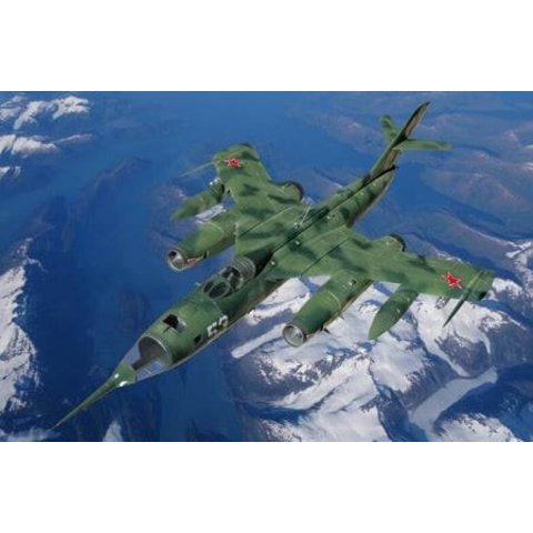 BOBCAT Yakovlev Yak-28PP Brewer-E 1:48 NYA