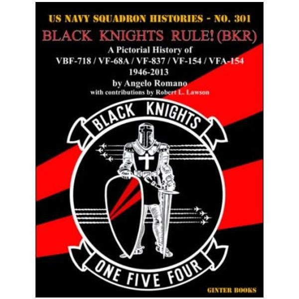 Ginter Books Black Knights Rule! Pict.Hist.USNSH #301 SC
