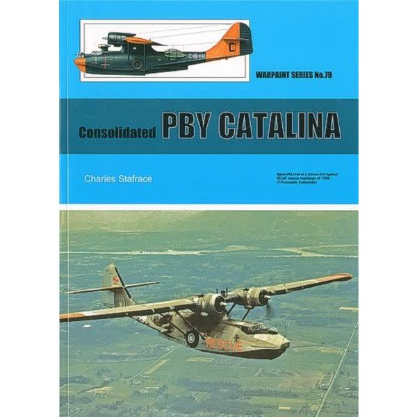 Warpaint Consolidated PBY Catalina: Warpaint #79 softcover