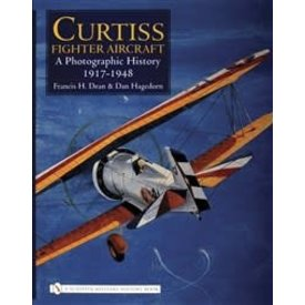 Schiffer Publishing Curtiss Fighter Aircraft: A Photographic History: 1917-1948 hardcover