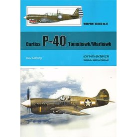 Warpaint Curtiss P40 Tomahawk / Warhawk: Warpaint #77 softcover