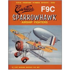 Naval Fighters Curtiss F9C Sparrowhawk Airship Fighters: NF#79 SC
