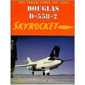 Naval Fighters Douglas D558-2 Skyrocket: Naval Fighters #57 SC