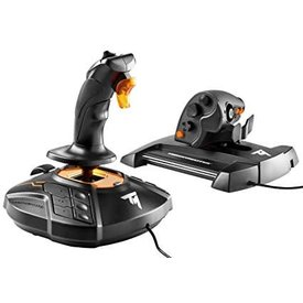 Thrustmaster Thrustmaster T16000M FCS HOTAS Joystick and Throttle for PC (Windows 7, 8, 10 Vista) USB
