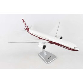 Hogan B777-9X Boeing House Livery 1:200 with stand (no gear)