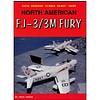 North American FJ3 / FJ3M Fury: Naval Fighters #88 softcover