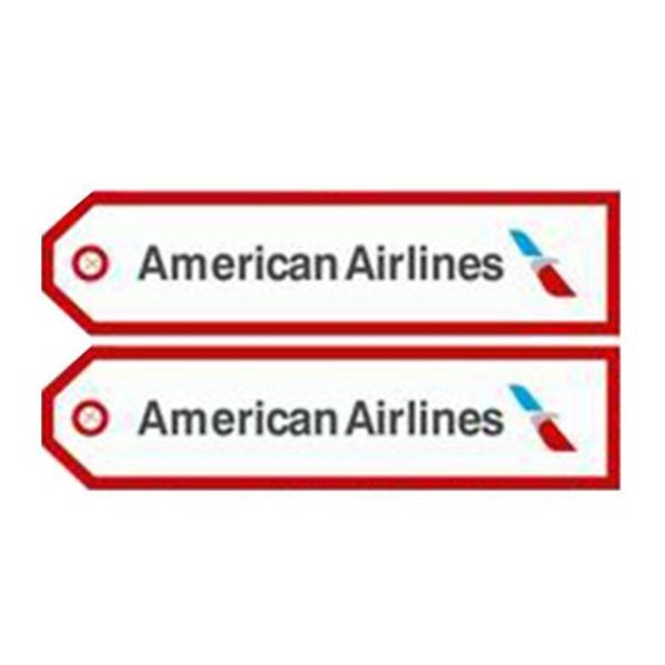 Key Chain American Airlines new livery 2013
